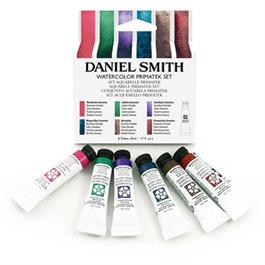 Daniel Smith PrimaTek Watercolour Set 5ml Tubes thumbnail