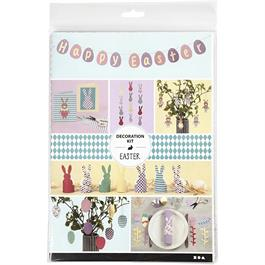 Easter Decoration Kit - Pastel Shades thumbnail
