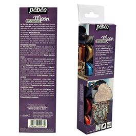 Pebeo Fantasy Moon Discovery Set 6 x 20ml Thumbnail Image 1