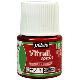 Pebeo Vitrail Opale Glass Paints 45ml - 10 Colours thumbnail