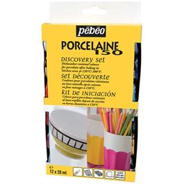 Pebeo Porcelaine 150 Discovery Set 12 x 20ml thumbnail