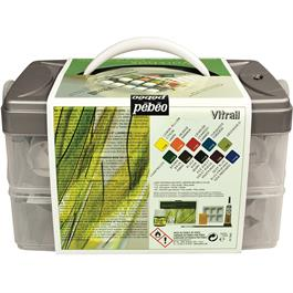 Vitrail Painting On Glass Workbox Thumbnail Image 2