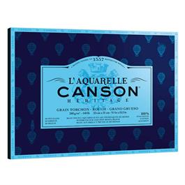 Canson Heritage Watercolour Block Rough 140lbs thumbnail