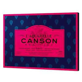 "Canson Heritage Block Hot Pressed 9x12"" (23x31cm) 140lbs thumbnail"