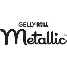 Gelly Roll Metallic Gel Pens Single Colours