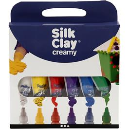 Silk Clay Creamy Set - Basic Colours thumbnail