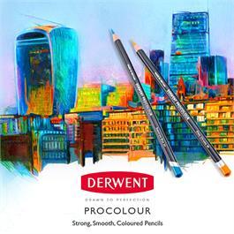 Derwent Procolour Pencils Single Colours Thumbnail Image 2