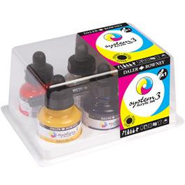 System 3 Acrylic Ink Introduction Set thumbnail