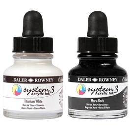 System 3 Acrylic Ink Introduction Set Thumbnail Image 1