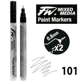 FW Mixed Media Paint Marker 0.8mm Technical Set 101 thumbnail