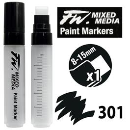 FW Mixed Media Paint Marker Set 8-15mm Flat Nib 301 thumbnail