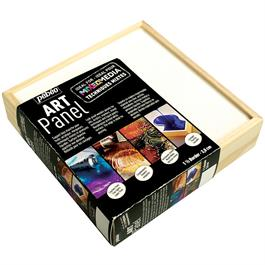 Pebeo Art Panel Kit With 4ARTIST Markers Thumbnail Image 2
