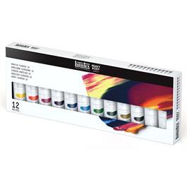Liquitex Professional Heavy Body Acrylic - Classic 12 Set Thumbnail Image 1