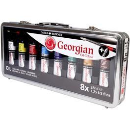 Georgian Oil Colour Case  thumbnail