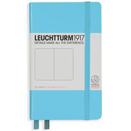Leuchtturm Pocket Plain Notebooks thumbnail