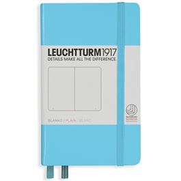 Leuchtturm Pocket Plain Notebooks thumbnail