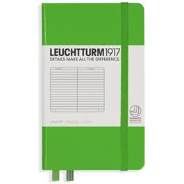 Leuchtturm Pocket Ruled Notebooks thumbnail