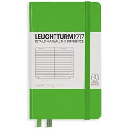 Leuchtturm Pocket Ruled Notebooks thumbnail