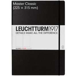Leuchtturm Master Classic Ruled Notebooks thumbnail