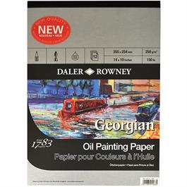 Georgian Oil Pads 10x7 inch thumbnail
