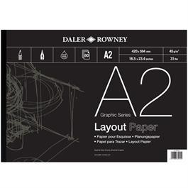 Daler Rowney Layout Pad A2 thumbnail