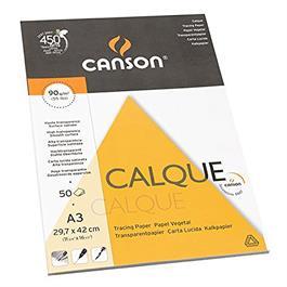 Canson Tracing Pad 90gsm A3 thumbnail