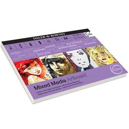 Daler Rowney Optima Mixed Media Artboard Pads thumbnail