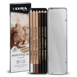 Lyra Rembrandt Sketching Set Of 6 Thumbnail Image 2