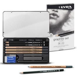Lyra Rembrandt Graphite Set thumbnail