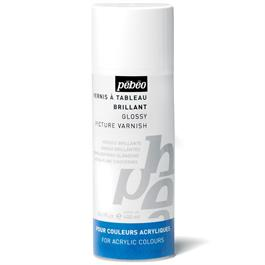 Pebeo Acrylic Solvent Based Gloss Varnish 400ml thumbnail