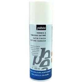 Pebeo Acrylic Solvent Based Satin Varnish 200ml thumbnail