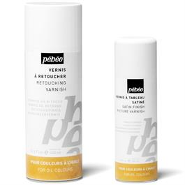Pebeo Solvent Based Spray Varnishes For Oil Paints thumbnail