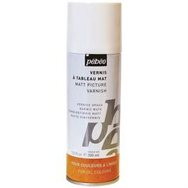 Pebeo Matt Picture Varnish Spray 200ml thumbnail