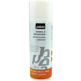 Pebeo Retouching Varnish Spray 200ml thumbnail