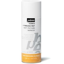 Pebeo Matt Picture Varnish Spray 400ml thumbnail