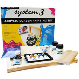 Daler Rowney System 3 Screen Printing Set thumbnail