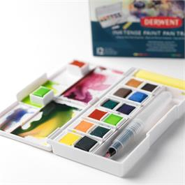Derwent Inktense Paint Pan Travel Set Thumbnail Image 5