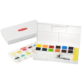 Derwent Inktense Paint Pan Travel Set Thumbnail Image 6