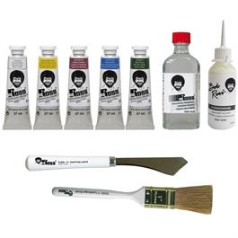 Bob Ross Basic Paint Set Thumbnail Image 1