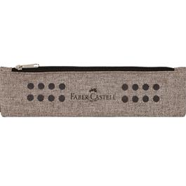 Faber Castell Grip Pencil Pouch Grey thumbnail