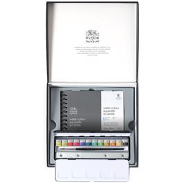 Winsor & Newton Professional Water Colour Journal Gift Collection thumbnail