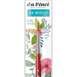 da Vinci Series 5580 Size 4 Watercolour Brush Thumbnail Image 2