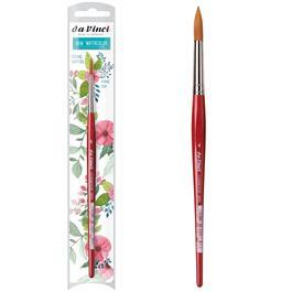 da Vinci Series 5580 Size 4 Watercolour Brush Thumbnail Image 3