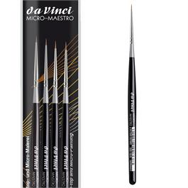 da Vinci Micro-Maestro Brush Set Thumbnail Image 3