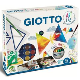 Giotto Art Lab Easy Painting Set Thumbnail Image 0