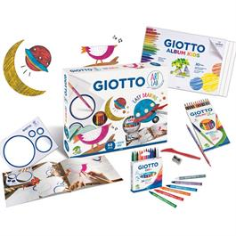 Giotto Art Lab Easy Drawing Set Thumbnail Image 1