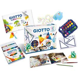 Giotto Art Lab Easy Painting Set Thumbnail Image 1