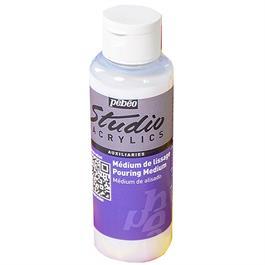 Pebeo Studio Acrylic Pouring Medium 500ml thumbnail