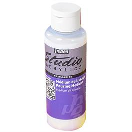 Pebeo Studio Acrylic Pouring Medium 1Litre thumbnail