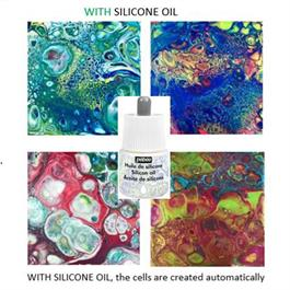 Pebeo Silicone Oil Medium 45ml Thumbnail Image 6